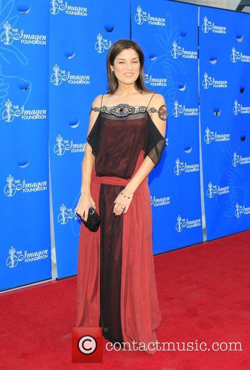 Tina Malave 22nd Annual Imagen Awards at the...