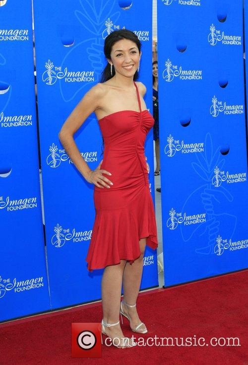 Yvette Yates 22nd Annual Imagen Awards at the...