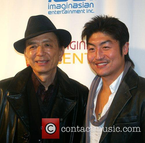 The Imaginasian Center Ribbon-Cutting Ceremony and Red Carpet...