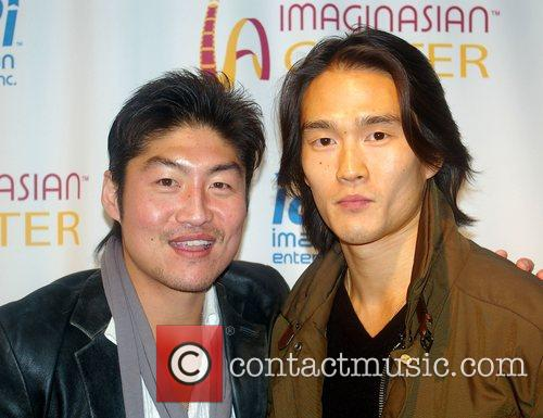 Rick Yune and Karl Yune 2