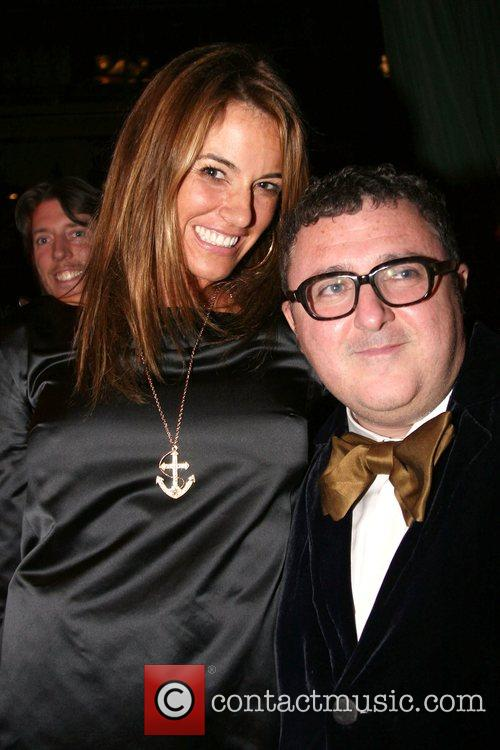 Kelly Bensimon and Iman 1