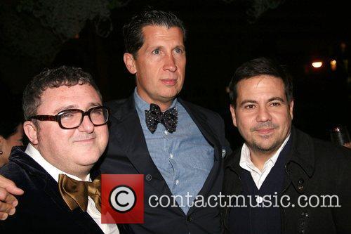 Alber Elbaz, Stefano Pilati, Narciso Rodriguez Barney's and...