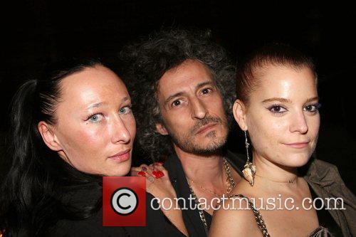 Three As Four (Anje, Gaby, and Adi) Barney's...