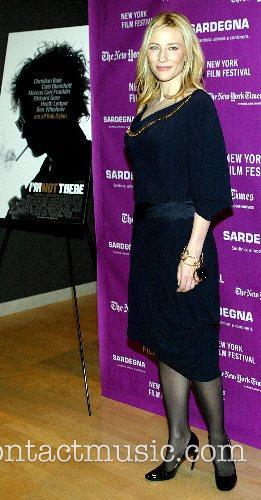 Cate Blanchett New York Film Festival 2007 -...