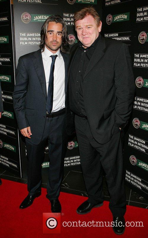 Colin Farrell and Brendan Gleeson 2