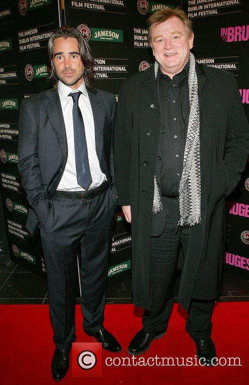 Colin Farrell and Brendan Gleeson 3