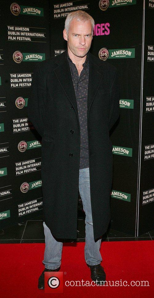 Martin McDonagh Irish Premiere of 'In Bruges' at...