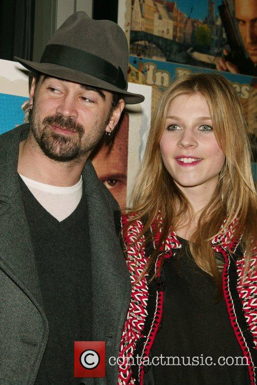Colin Farrell and Clemence Poesy 9