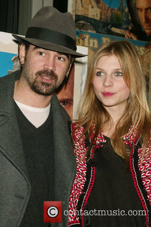 Colin Farrell and Clemence Poesy 4
