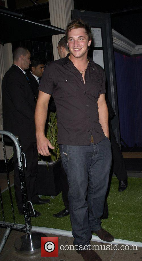 Liam McGough UK film premiere of 'In The...