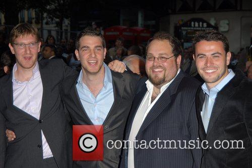 Leo Pearlman, Gabe Turner, Benjamin Turner and Ben...
