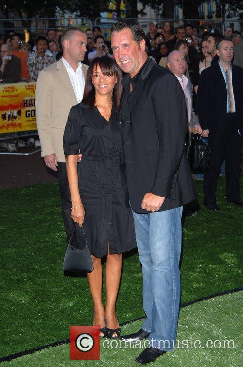 David Seaman UK film premiere of 'In The...