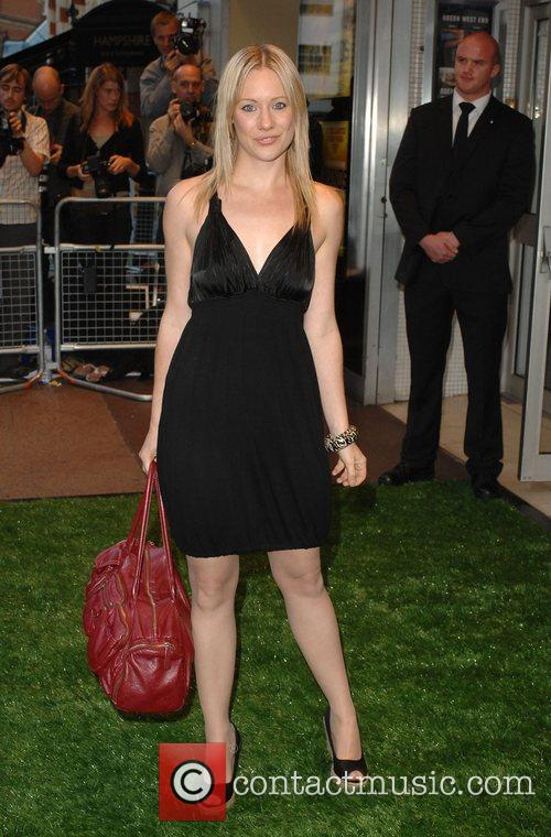 Kelly Shirley UK film premiere of 'In The...