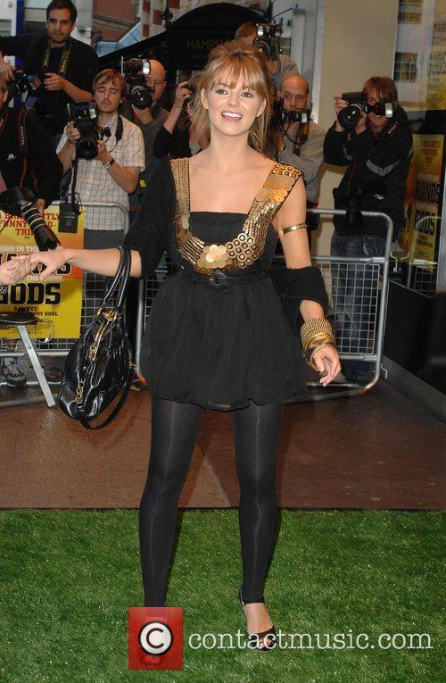 Kara Tointon UK film premiere of 'In The...