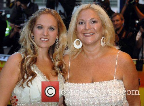 Allegra Feltz and Vanessa Feltz  UK film...