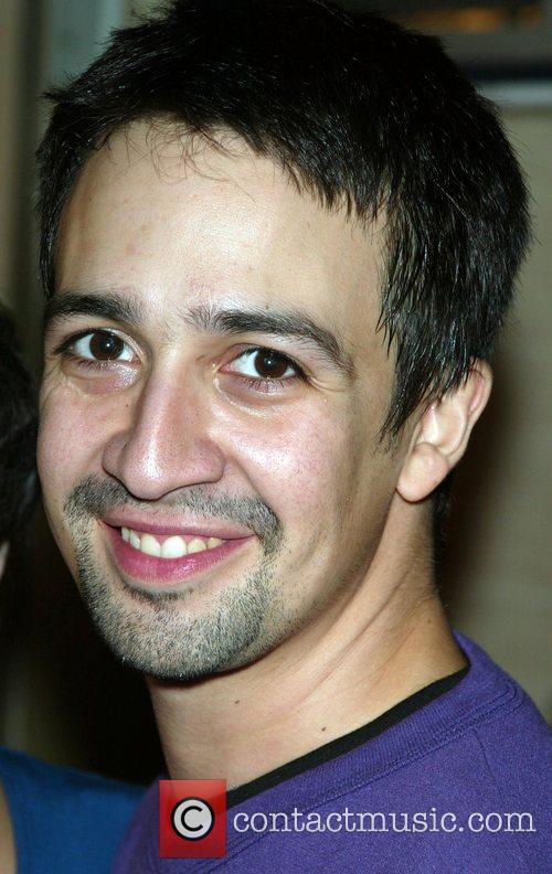 Cast member Lin-Manuel Miranda of the new Broadway...