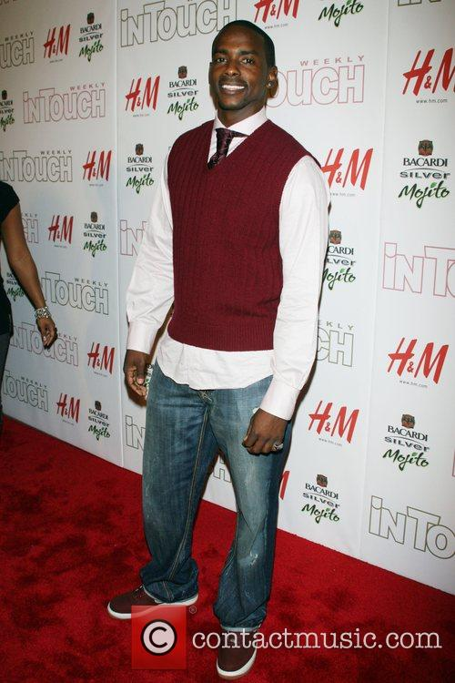Keith Robinson In Touch Weekly 5th anniversary party...