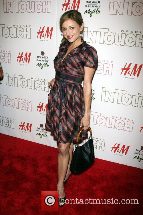 Kristine Lakin In Touch Weekly 5th anniversary party...