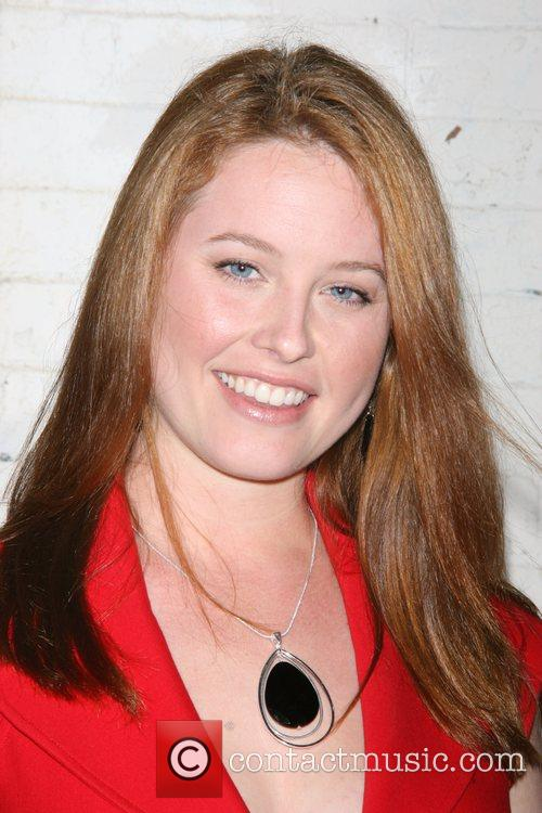 Melissa Archer In Touch Weekly 5th anniversary party...