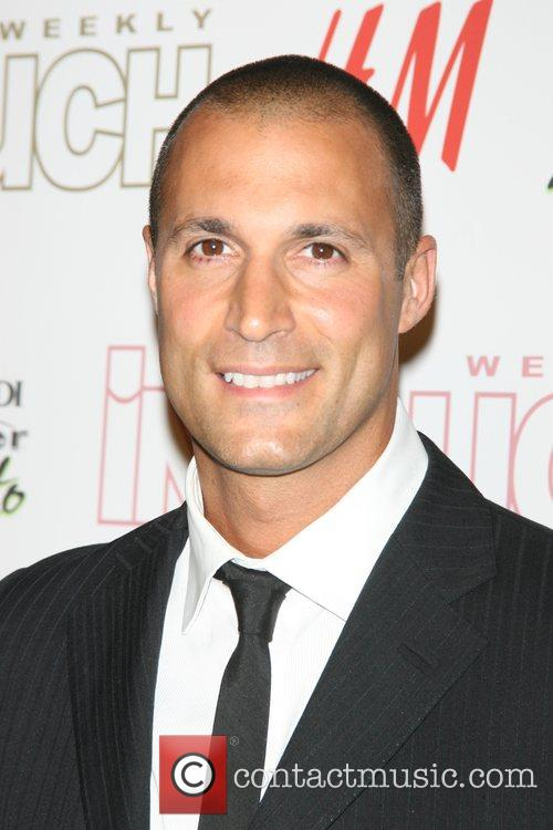 Nigel Barker In Touch Weekly 5th anniversary party...