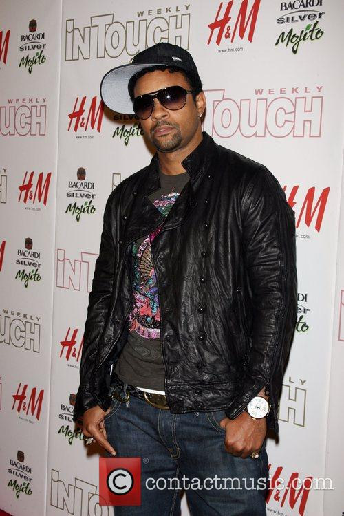 Shaggy In Touch Weekly 5th anniversary party at...