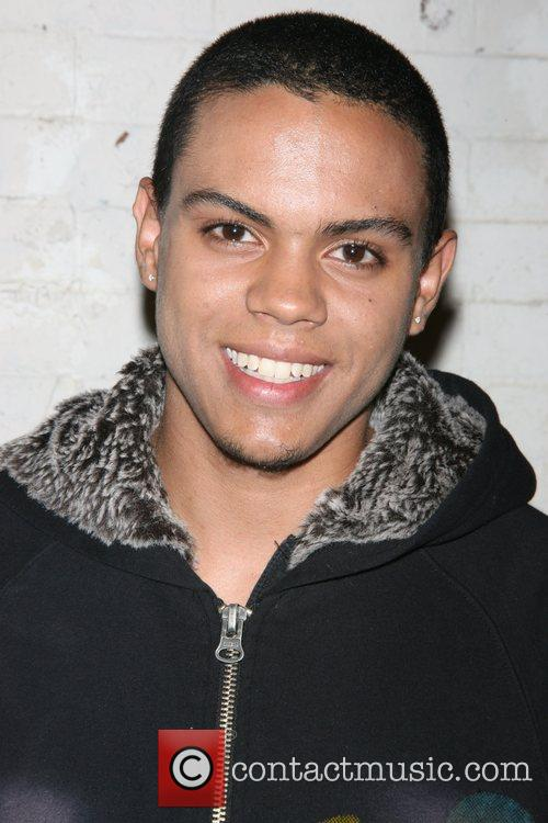 Evan Ross In Touch Weekly 5th anniversary party...