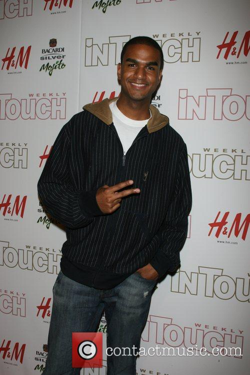Jared Carter In Touch Weekly 5th anniversary party...