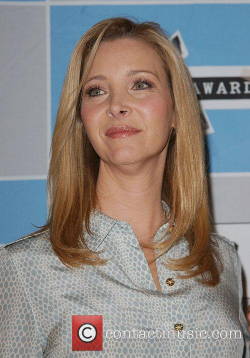 Lisa Kudrow at the announcement of the 2008...
