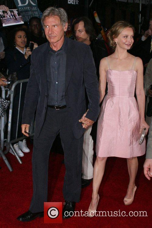 New York premiere of 'Indiana Jones and the...