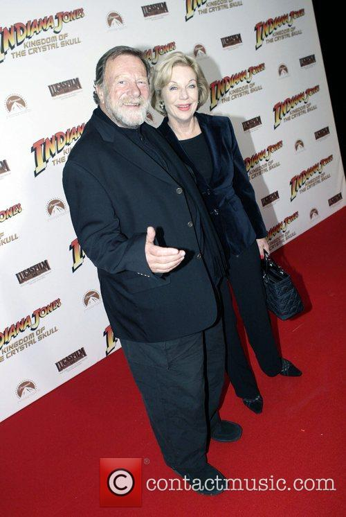 Jack Thompson and Ita Buttrose 1