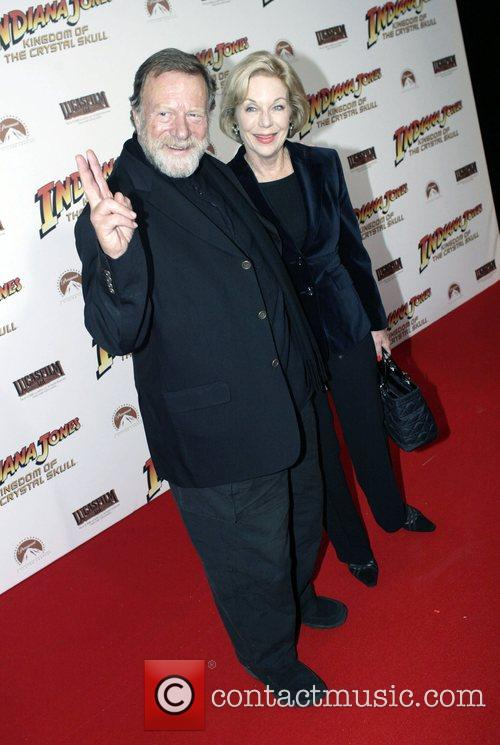 Jack Thompson and Ita Buttrose 3