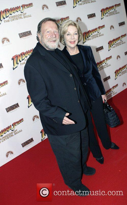 Jack Thompson and Ita Buttrose 2