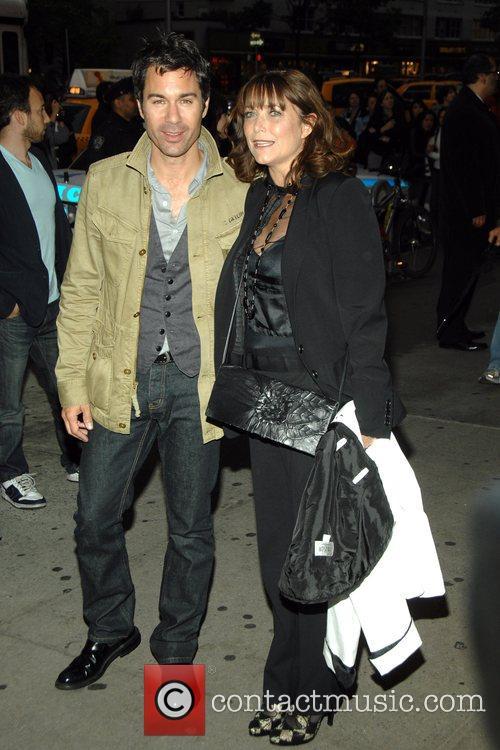 Eric McCormack and Karen Allen 1