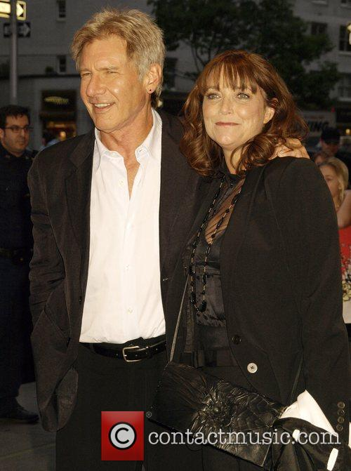 Harrison Ford and Karen Allen 11