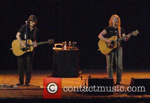 Amy Ray and Emily Saliers of The Indigo...