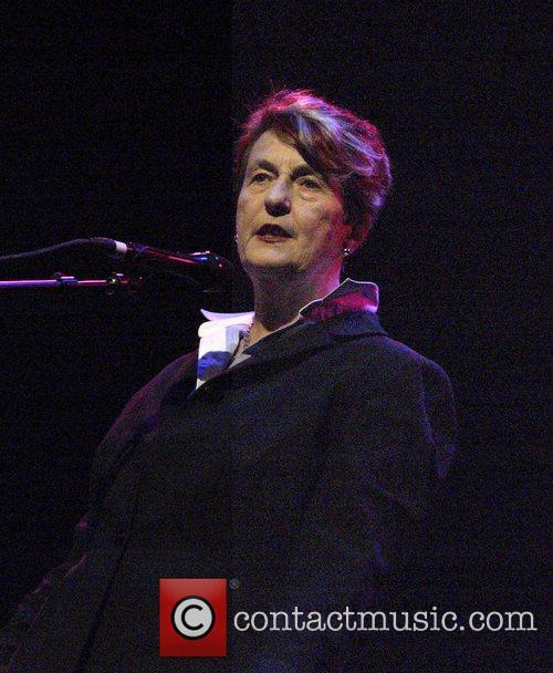 Anti-nuclear advocate Dr Helen Caldicott  conducts a...