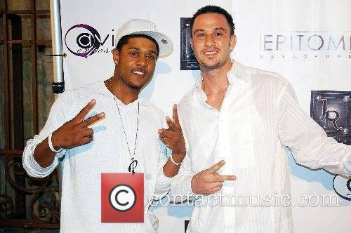 Pooch Hall and Koby Infinite Love White Soiree...
