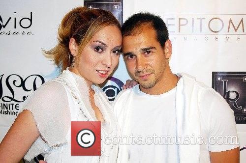 Jenny Lee and Alex Ferrera Infinite Love White...