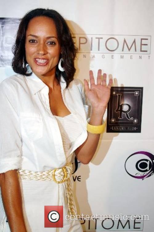 Tameka Jacobs Infinite Love White Soiree held at...