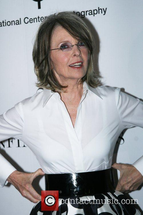 Diane Keaton International Center Of Photography 24th Annual...