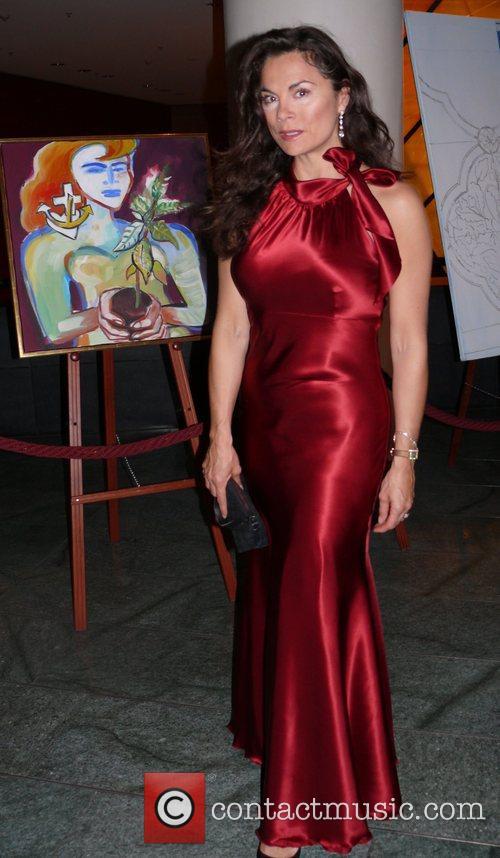 Daniela Bruns - 5th charity gala Innocence in Danger at the Grand Hyatt Hotel   25 Pictures ...