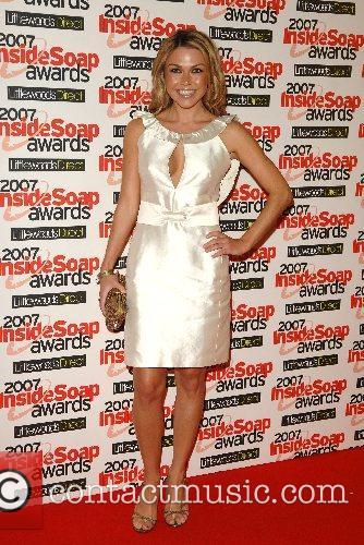 Adele Silva Inside Soap Awards 2007 held at...