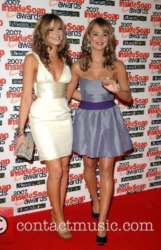 Hannah and Kara Tointon 7