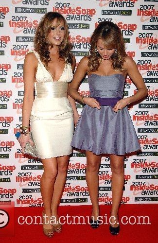 Hannah and Kara Tointon 4