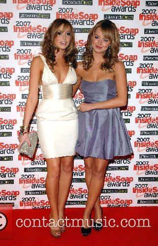 Hannah and Kara Tointon 5