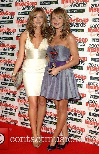 Hannah and Kara Tointon 6