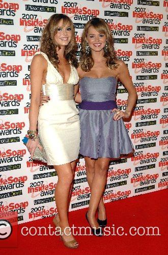 Hannah and Kara Tointon 3