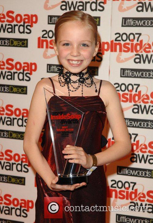 Eden Taylor-Draper Inside Soap Awards 2007 - Arrivals...