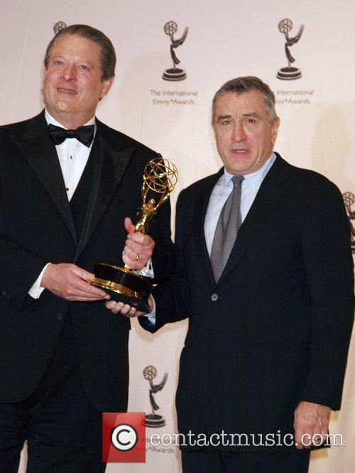 Al Gore and Robert De Niro 6
