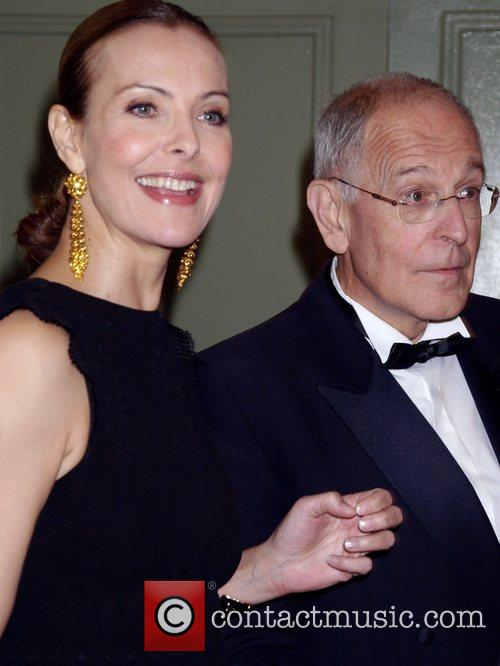 Carole Bouquet and Patrick Le Lay  35th...